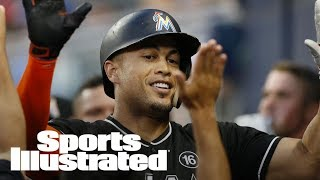 Marlins Outfielder Giancarlo Stanton Clears Waivers, Can Be Traded | SI Wire | Sports Illustrated thumbnail