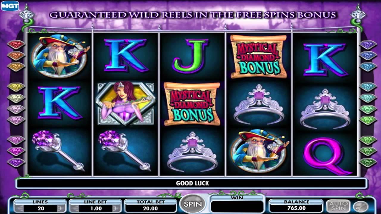 Free Diamond Queen Slot Games