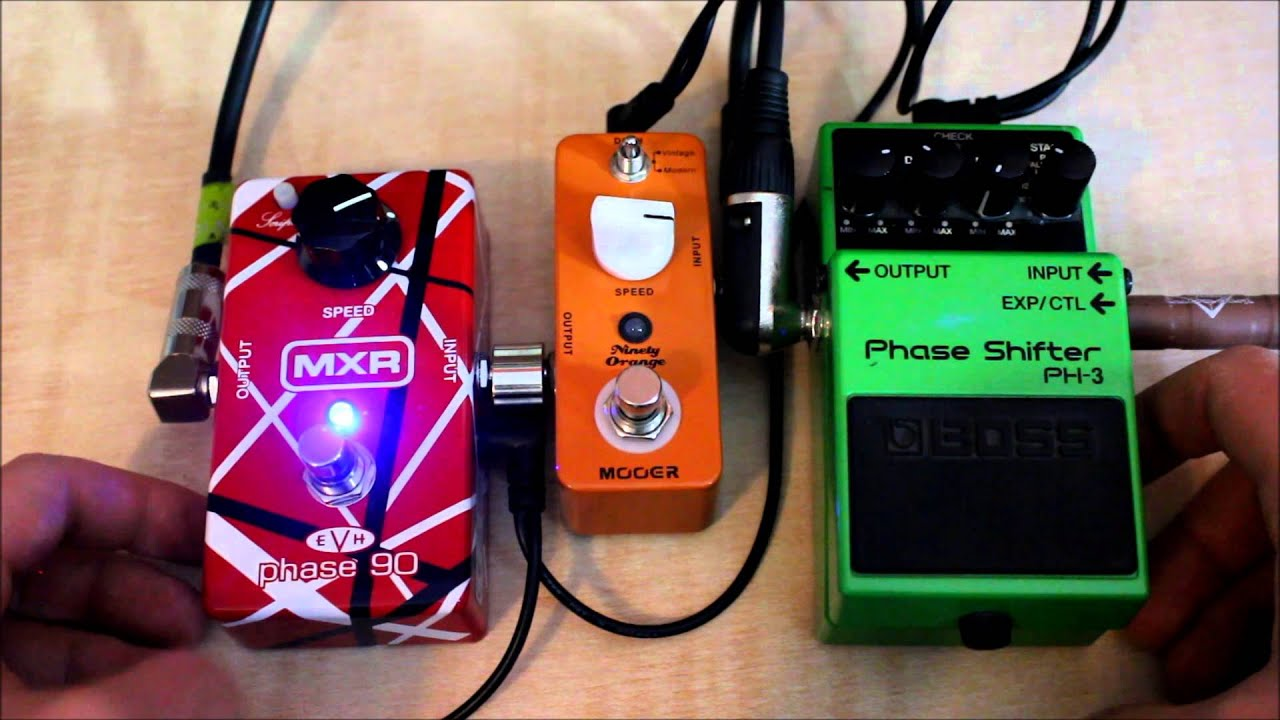 mxr evh phase 90 vs mooer ninety orange phaser shootout part 3 youtube. Black Bedroom Furniture Sets. Home Design Ideas
