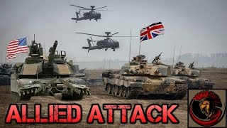 Steel Beasts Pro PE 4.0 - American + British Forces Attack
