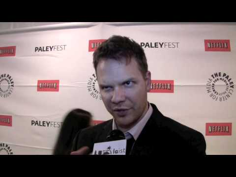 Jim Parrack of 'True Blood' at PaleyFest2011 streaming vf