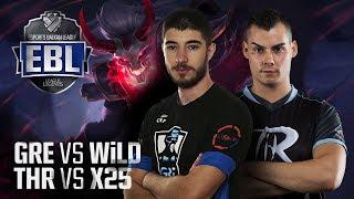 Video EBL LoL: Greek Regenesis vs WiLD.CoolerMaster | Team Horizon Reapers vs x25 Esports | 1. Runda download MP3, 3GP, MP4, WEBM, AVI, FLV November 2017