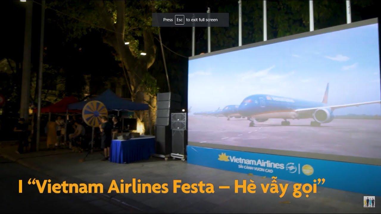 Vietnam Airlines Festa tháng 6 - Hè Vẫy Gọi