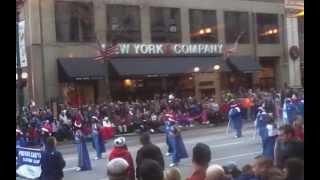 Thanksgiving Day Parade 2012 - Chicago IL USA - by Edmund Dantes Hamilton