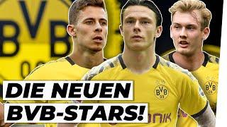 Angriff auf den FC Bayern? So gut sind die BVB-Neuzugänge! |Analyse