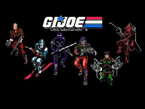 Полное прохождение (((Dendy))) G.I. Joe / Американский солдат Джо