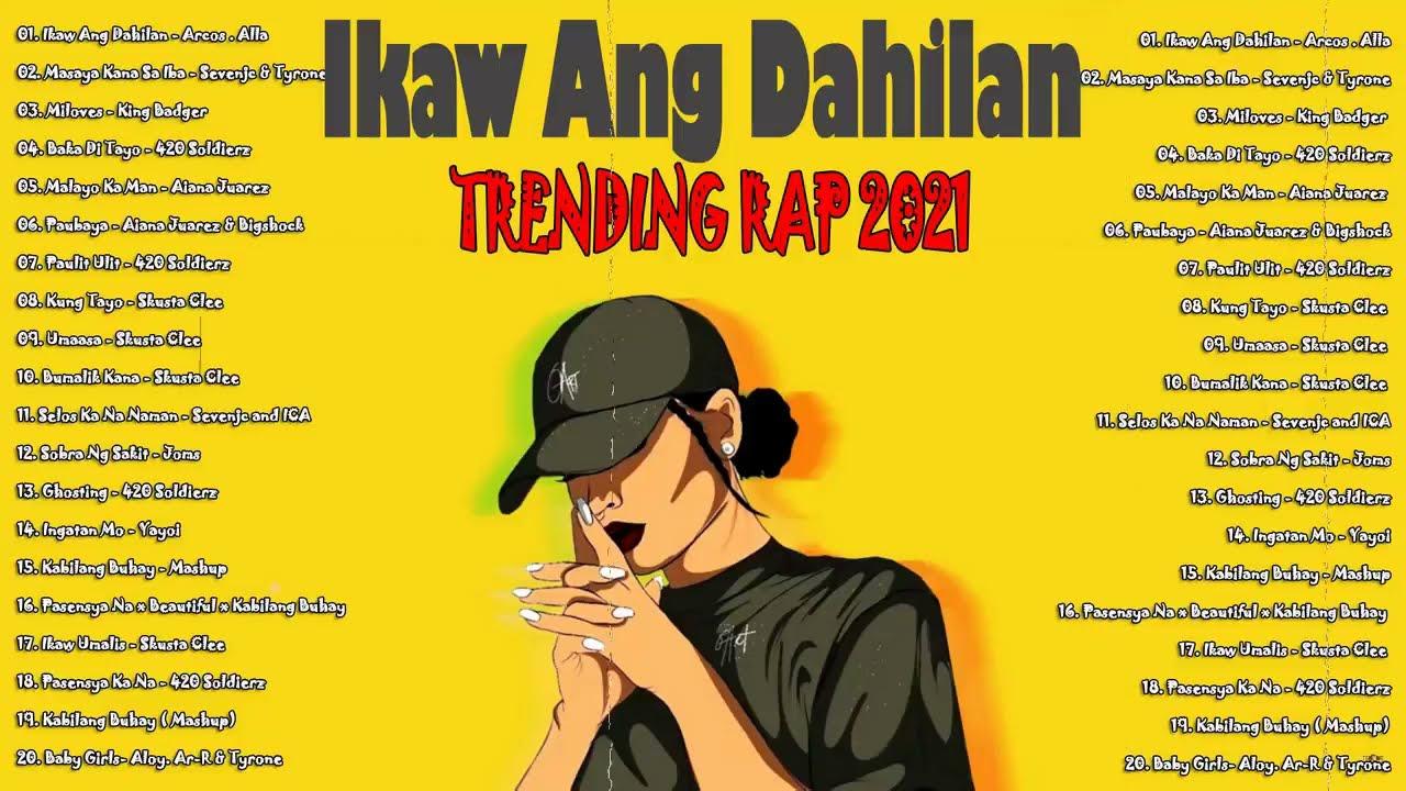 Download Bagong Trending Hutgot Rap Love Songs 2021 Playlist - Yayoi, Skusta Clee, Matthaios, Bosx1ne