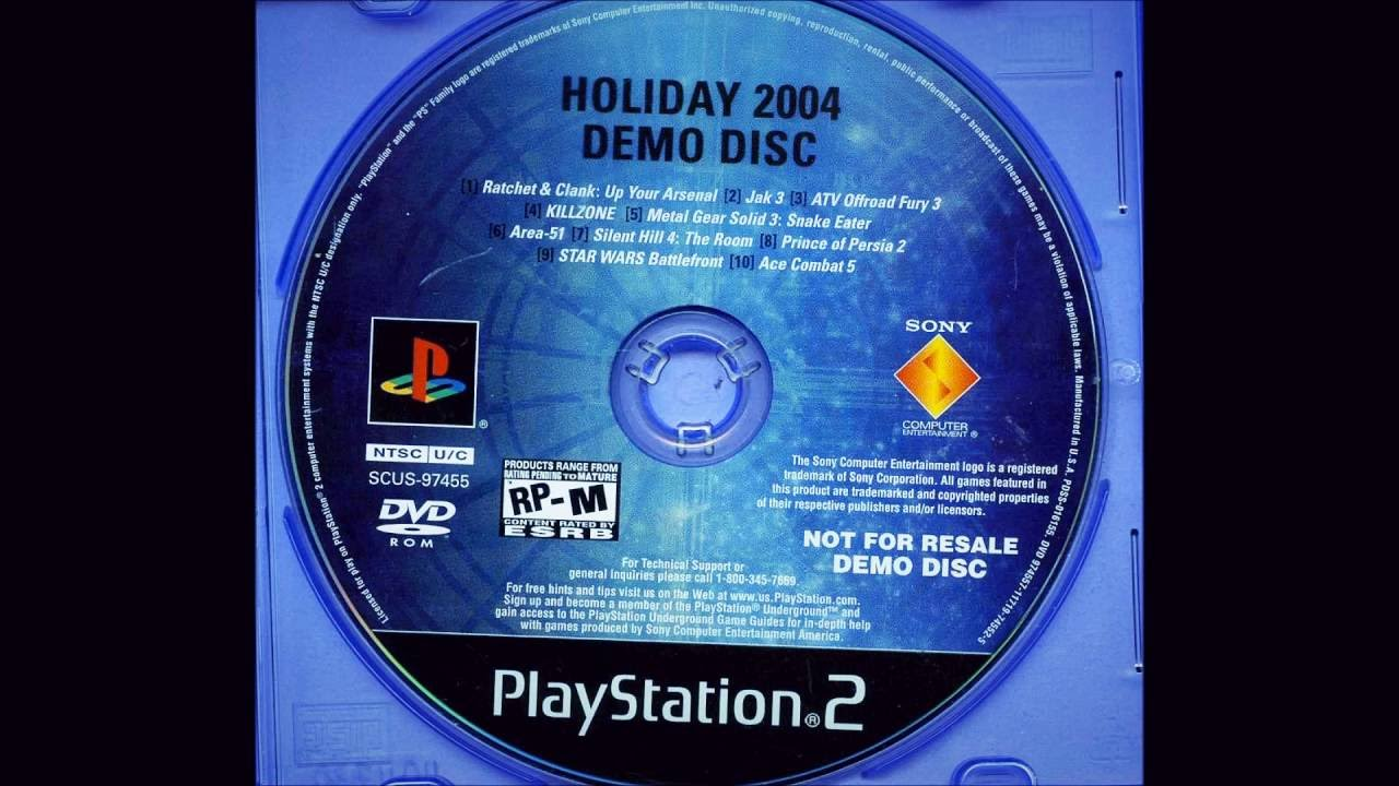 Ps2 Demo Iso