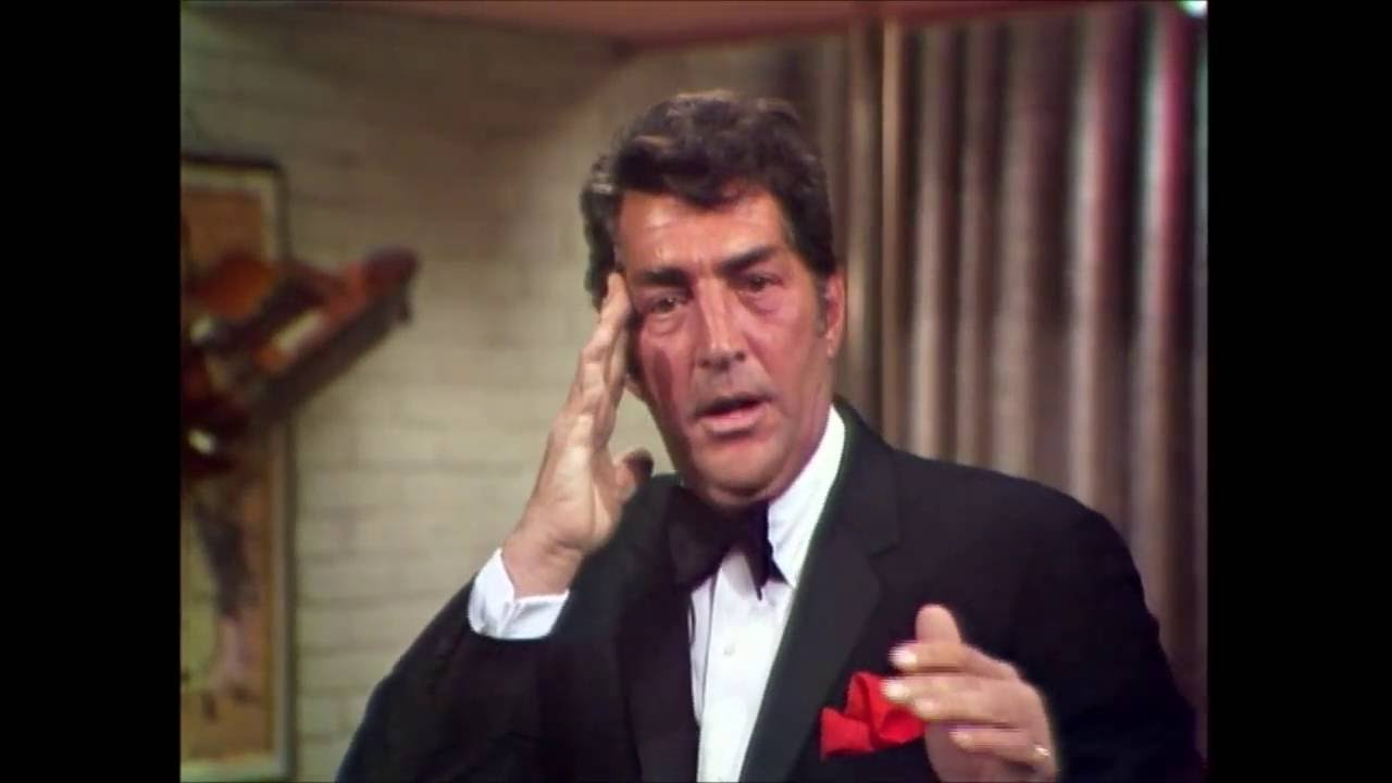 Dean Martin - Compilation of Songs from his Variety Show (PART 1)