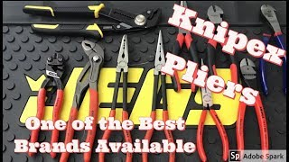 My Knipex Pliers Some of the best Tools Available