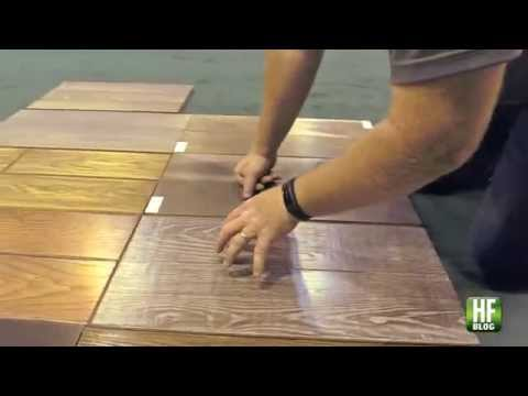 Using a Vinegar/Steel Wool Solution to Color a Wood Floor