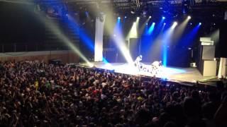 Deichkind - Pferd aus Glas - LIVE s.Oliver Arena Würzburg - 16.03.2012