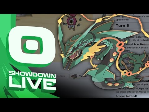"Pokemon OR/AS! ""Balanced Hackmons"" Showdown Live w/PokeaimMD! - ""BALANCED"""