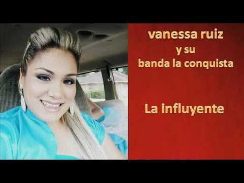 la influyente Vanessa Ruiz la