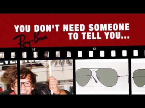 c04a2d8a123 Ray Ban Aviator Large Metal II Sunglasses RB 3026 L2821 - YouTube