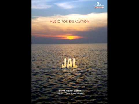 Relaxing Instrumental Music - Shimmering Streams (Instrument : Sarod)