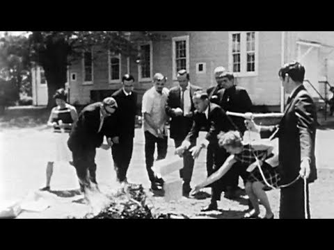 50 Years Ago Today: Catonsville 9 Burned Draft Papers with Homemade Napalm to Protest Vietnam War
