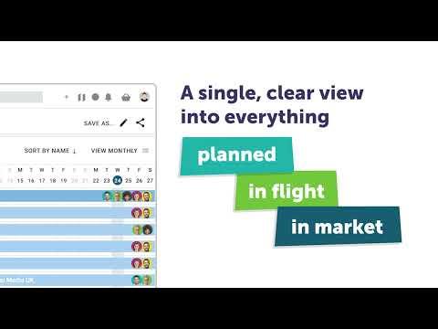 A marketing calendar that just works | Aprimo Marketing Calendar
