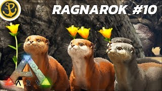 ARK: Peach Plays Ragnarok - TAMING OTTERS & OTTERLY CUTE BABIES! E10