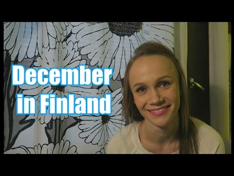 December in Finland | The Finland Diaries | Episode 14