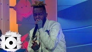 DJ Vetkuk vs Mahoota perform Ziwa Murtu with Kwesta - Massive Music   Channel O