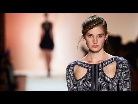 Is Herve Leger Ditching The Bandage Dress?! | NYFW 2015