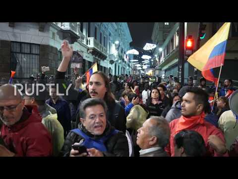 ecuador:-thousands-protest-as-fuel-subsidies-scrapped-amid-deficit-cutting-measures