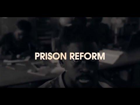 BLACK EYED PEAS TALK STREET LIVIN : PRISON REFORM | Sway's Universe