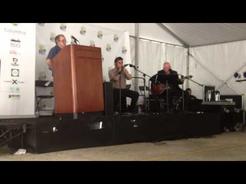 2014 Rick Kogan and Jon Langford Printers Row LIT Fest