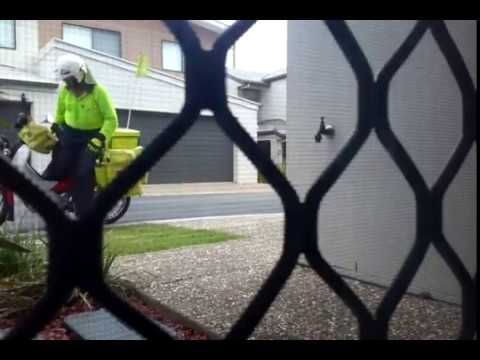 Australia Post Not Attempting to Deliver Mail