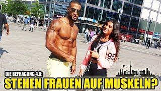 STEHEN FRAUEN AUF MUSKELN 💪🏾 BERLIN EDITION 2.0 😱  - Leon Lovelock