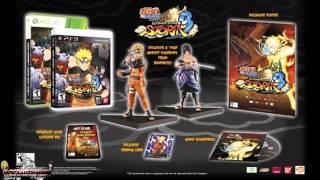 Naruto Shippuden: Ultimate Ninja Storm 3: USA Collector's Edition