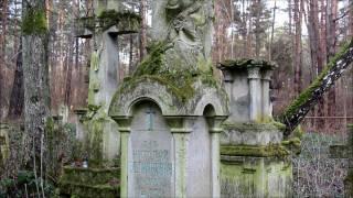 Stare Brusno - Cmentarz przy ruinach cerkwii - Roztocze Wschodnie