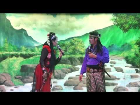 Aksi Seri Ganas (Kodok) - Sandiwara Lingga Buana
