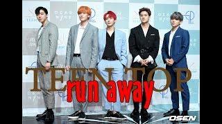 TEEN TOP 틴탑 Run Away M V RUS SUB Русские субтитры