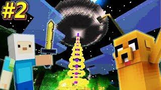 Minecraft Giờ Phiêu Lưu Tập 2 - Phát Hiện Người Ngoài Hành Tinh Trong Khu Rừng Ma Quỷ !!