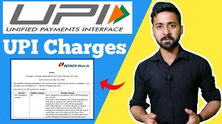 UPI Transaction Charges from May 2020 | ICICI Bank UPI Charges