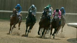 What's With That? Kentucky Derby: What's the Churchill Downs racetrack made of?