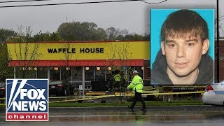 Waffle House shooting suspect in custody
