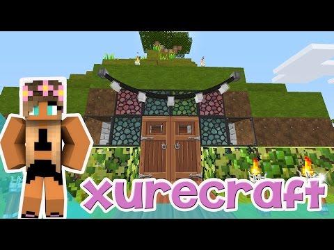 Minecraft   XureCraft   (Part 12) - Fairy Lights!