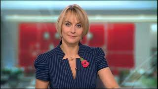 BBC News Channel Continuity (Monday 1st November 2010)