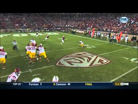 Matt Barkley vs Stanford (2012)