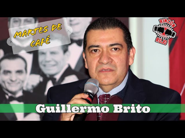 Guillermo Brito de Promociones Zanfer en MdC