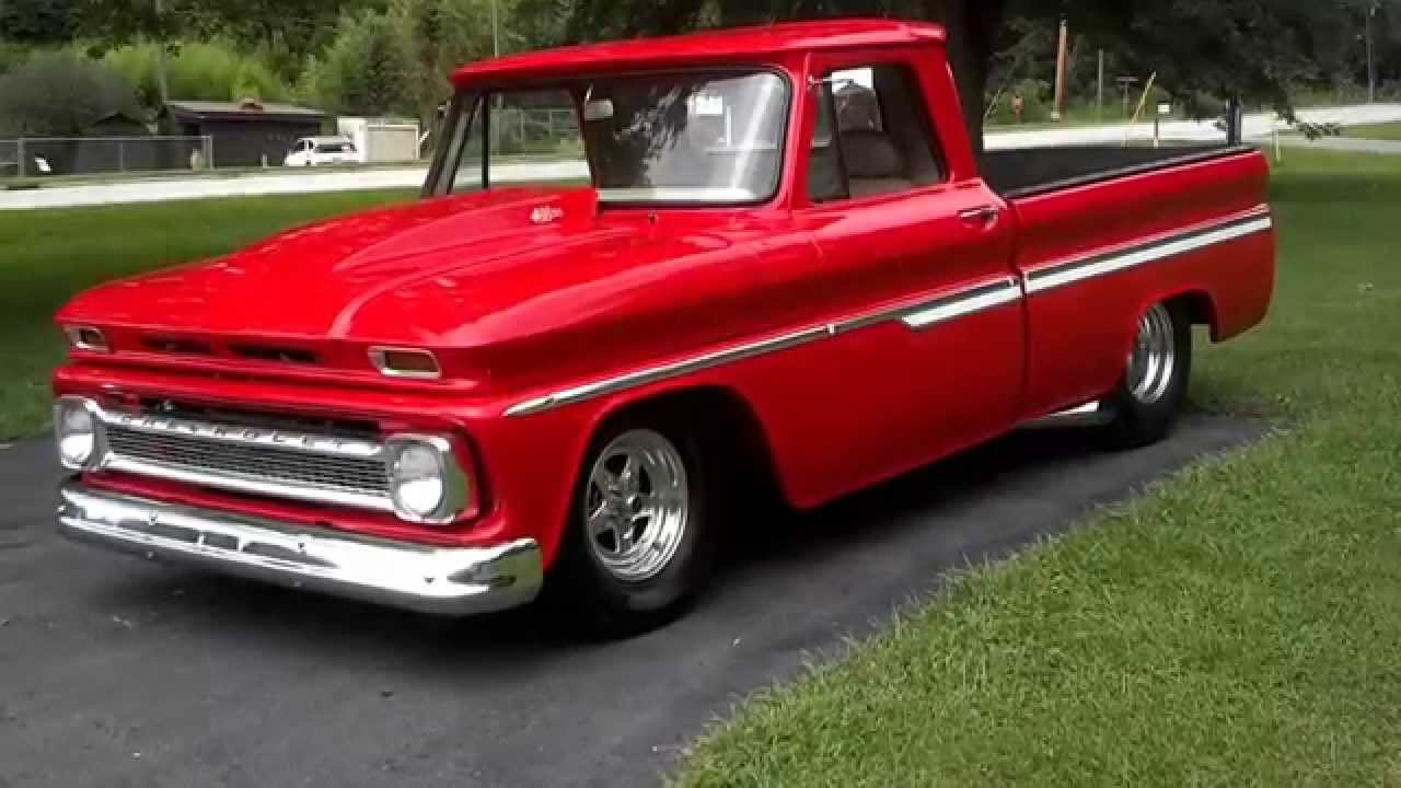 1963 Chevy Truck For Sale Top Car Reviews 2019 2020 1966 C10 Trucks C 10 Pro Street