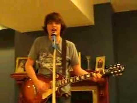 sweet child of mine cover with vocals by david schmeck