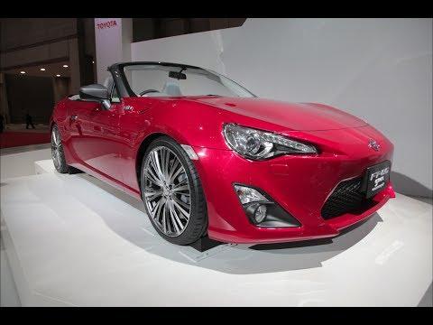 2014 Toyota FT-86 Concept - 2013 Tokyo Motor Show