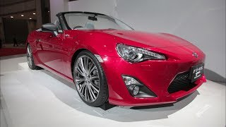 Toyota FT 86 Concept  Videos