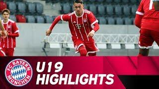 Highlights: U19 bezwingt 1. FC Nürnberg im Derby
