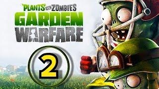 Plants vs. Zombies: Garden Warfare - MULTIPLAYER