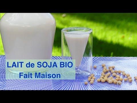 diy-faire-son-lait-de-soja-bio-maison-●-recette-simple-●-tofu-étape-1/2-●